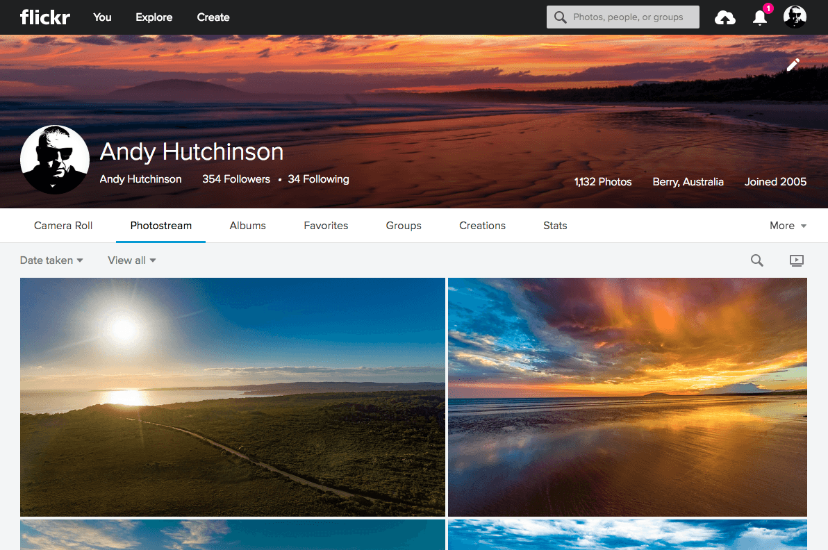 Which is the Best Online Platform for Photographers   Andy